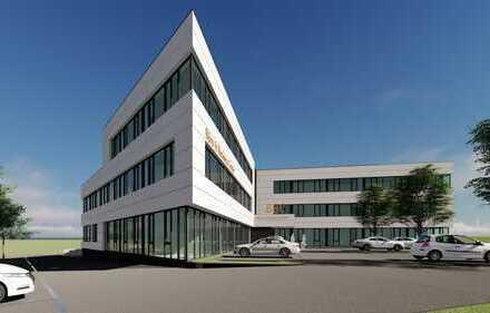 Erstklassige Repräsentanz im Gewerbegebiet B9 / Vermarktung ADAM IMMOBILIEN & ATAG KLÖCKNER & CIE.