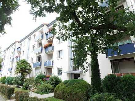 Findorff - gepflegte, gemütliche 2-Zimmer Eigentumswohnung mit Balkon