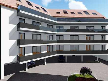 Erstbezug: ansprechende 4-Zimmer-Maisonette-Wohnung