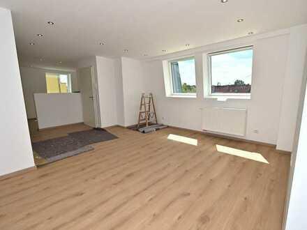 Erstbezug nach Komplettrenovierung: 4 ZKB-Wohnung mit Blick über die Dächer von Pfersee, Keller
