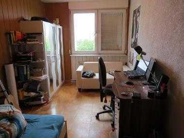 Gemütliches 12m² Zimmer in netter 4er WG