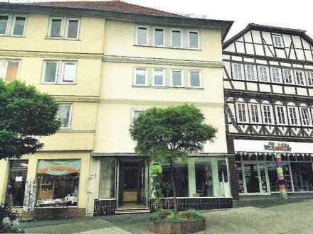 Günstige, sanierte 3-Zimmer-Wohnung mit gehobener Innenausstattung zur Miete in Eschwege