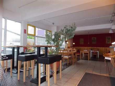 Attraktive Bürofläche in Odenheim: Vielseitig nutzbar, große Fensterfront, frequentierte Lage