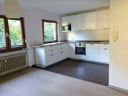 Günstige, gepflegte 4,5-Zimmer-Wohnung mit Balkon und Einbauküche in Baiersbronn/Tonbach