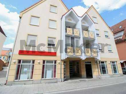 Wohnen in Altstadtnähe: Traumhafte 3-Zi.-Maisonette in zentraler Lage