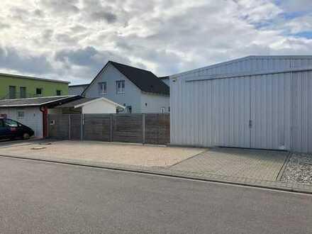 Wohn- und Gewerbeobjekt im Industriegebiet von Eggenstein