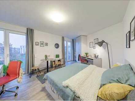 Ein Zimmer STUDIO Wohnung (max 2 people) ***NUR STUDENTEN***