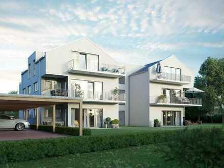 Hochwertige Neubauwohnung in einem 6 FH inkl.Carport u Fahrstuhl!5/6 bereits verkauft!!