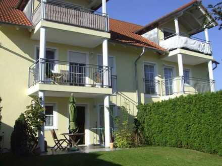 Schöne und helle 2-Zimmer-DG-Wohnung
