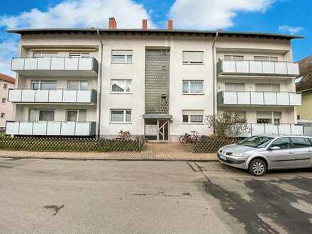 Kapitalanlage - Souterrain-Wohnung mit PKW-Stellpaltz