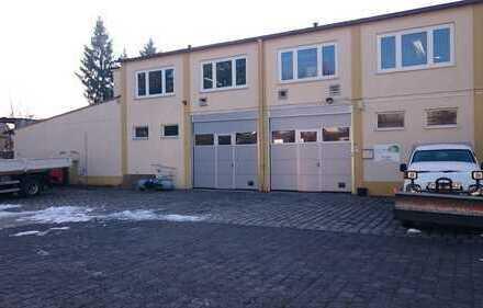 PROVISIONSFREI***Lagerflächen mit Büro und Außenflächen***