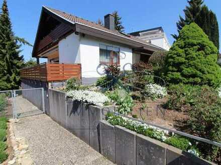 Freistehendes Einfamilienhaus mit Einliegerwohnung in beliebter Lage von Bad Bergzabern!