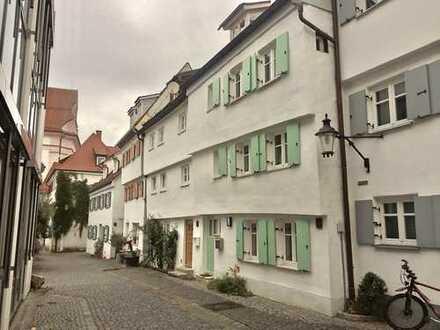 Stilvolles Stadtmauerhaus im Herzen von Günzburg