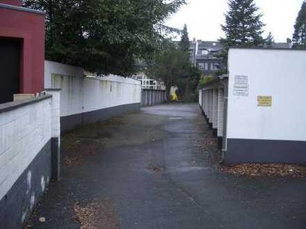 Garage auf dem Garagenhof Brühler Straße 270 zu vermieten