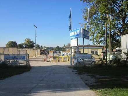 Freiflächen in TOP-City-Lage