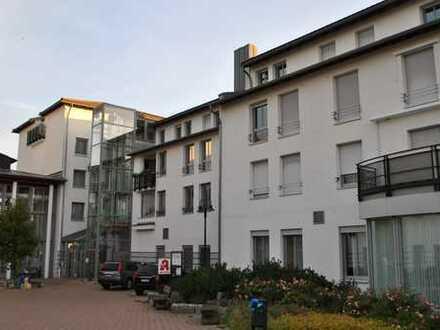 2-Zimmer-Wohnung im Herzogspark, Dachgeschoss/Turmwohnung