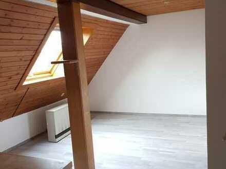 +++ Schöne 3-Zi.-DG.- Wohnung mit EBK und KFZ-Stpl. + Mit Bahnanbindung nach Stuttgart +++