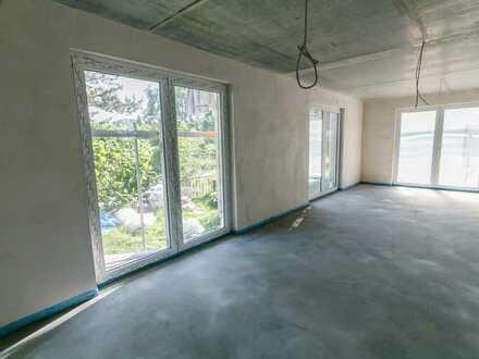 Erstbezug: 3-Zimmer-EG-Wohnung mit Solarstrom, Terrasse und Garten in Französisch Buchholz (Pankow)