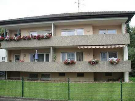 3 Zimmerwohnung Hattersheim ruhige Lage mit großem Sonnen- Balkon in kleiner Wohneinheit