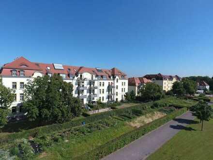 Sehr schöne Wohnung direkt am Schloßpark Rastatt! Hohe, herrschaftlich anmutende Räume! KERNSANIERT