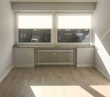 Renoviertes 1-Zimmer-Appartement mit Einbauküche