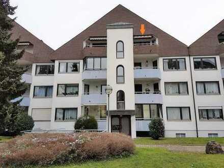 Ideal für Singles oder Pärchen! 2-Zimmer-Wohnung in zentraler Lage von Bad Säckingen