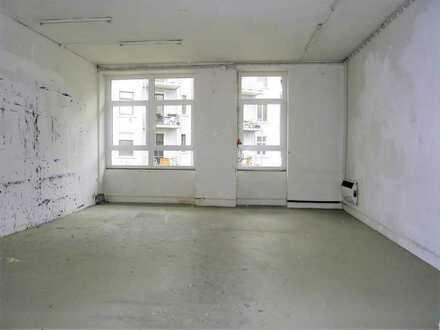 ~Künstler-Atelier mit Flair~ für 3 Monate, ggfs. länger, im ruhigen Hinterhaus in der KA-Oststadt