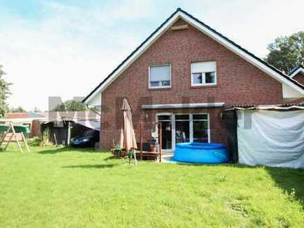 Ruhiges Landleben mit schönem Garten: Ihr Familiendomizil an der holländischen Grenze