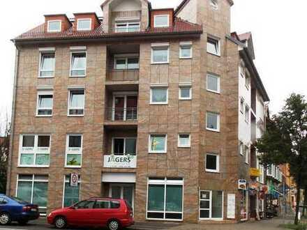 Außergewöhnliche 5-Raum-Maisonette-Wohnung mit 2 Balkonen und Gäste-WC