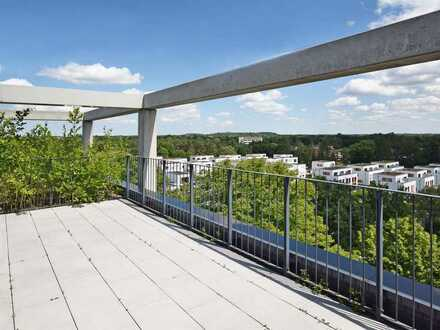 Penthousewohnung mit Panoramablick