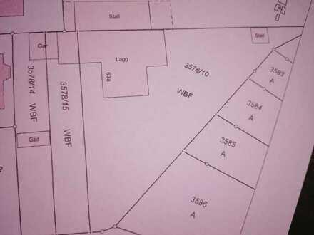Großes Grundstück mit Baugenehmigung sowie erschlossen in Willstätt Legelshurst zu verkaufen