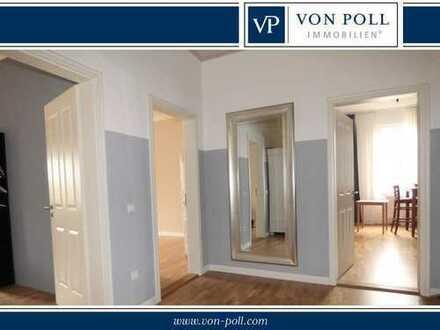 Stilvolle 4-Zimmer Wohnung mit Garage in Nördlingen