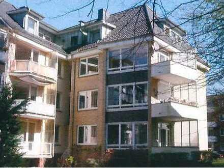 ZWANGSVERSTEIGERUNG - Zentrumsnahe unvermietete 2,5-Zimmer-Eigentumswohnung in Hamburg-Eilbek