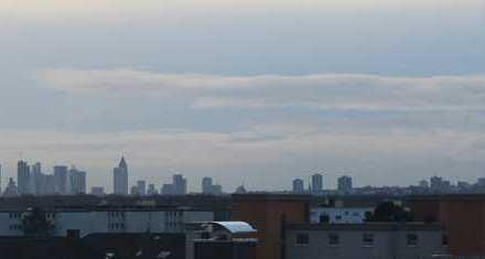 Schöne 3-Zimmer-ETW mit Blick auf Frankfurts Skyline in Maintal