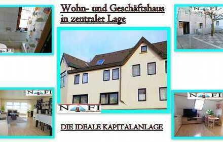 *Wohn-/Geschäftshaus in zentraler Lage ~ Die ideale Kapitalanlage*