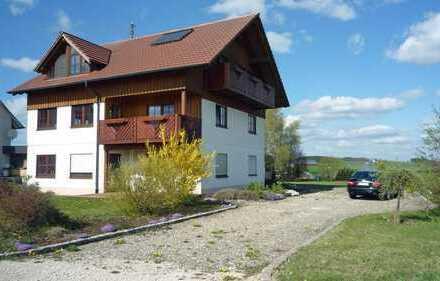 Einfamilienhaus mit ELW in Randlage