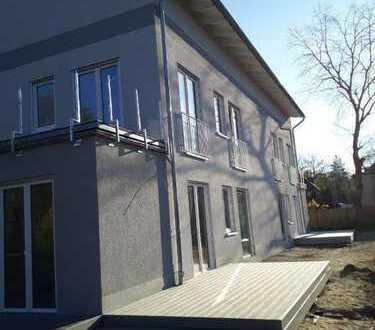 Schöne 4-Raumwohnung im EG mit Terrasse und kleinem Garten