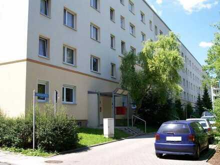 Großzügige 3-Raum-Wohnung mit Balkon