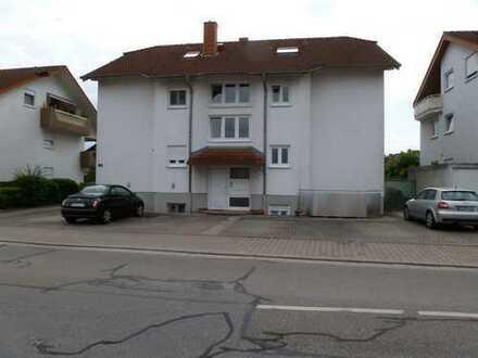 Von Privat! Schöne geräumige 2-Zimmer-Souterrain-Wohnung in ruhiger Lage von Sandhausen