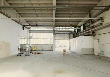 Kalthalle in attraktiver Mikrolage für €5,50 pro m²