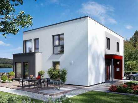 KfW55-Zweifamilienhaus mit tollem Ausblick - Wertheim/Hofgarten