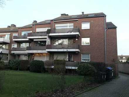Hier will ich wohnen, großzügige ETW mit Balkon und Garage in Herten-Süd