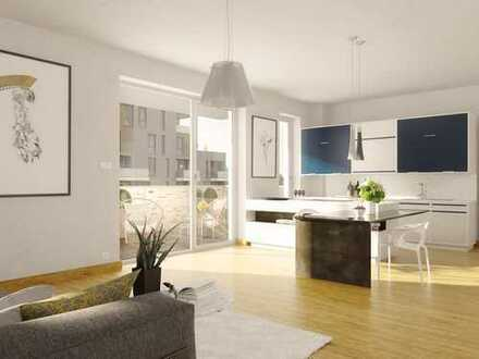 Hier lassen sich alle Wohnbedürfnisse erfüllen! 4,5-Raum-Wohnung auf 115 m² mit 2 Bädern und Balkon