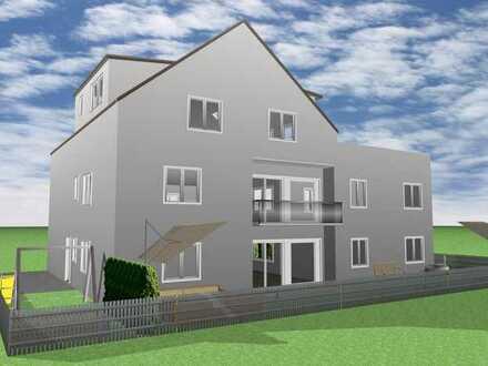 NEUBAU: Sonnige 4-Zimmer- Wohnung mit Balkon, Tageslichtbad & Stellplatz