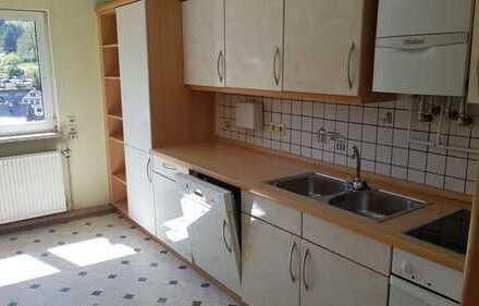 *3,5-ZI.-Maisonettewohnung mit Aussicht in Steinach, 97m², günstig!!!* Mit Einbauküche und Terrasse.