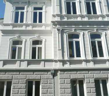 Sanierte 4-Zimmer-Wohnung mit Balkon und EBK in Oldenburg