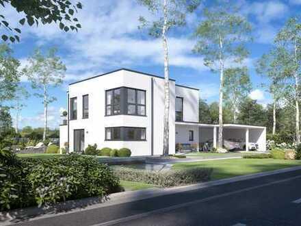 Bauen Sie Ihr Traumhaus!!! Schönes Grundstück in 2ter Reihe
