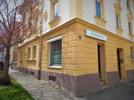 2 Büroräume / evtl. Ladenflächen (keine Gastronomie) im EG