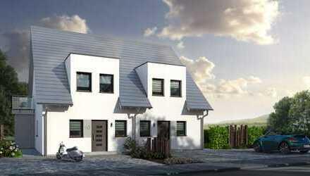 Double 1 - dieses Doppelhaus bietet Ihnen ein Plus an Möglichkeiten!