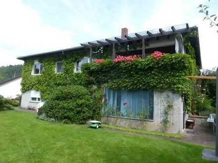 Einfamilienhaus in Naturlage